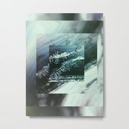 Manipulation 126.0 Metal Print