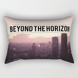 Beyond the Horizon Rectangular Pillow