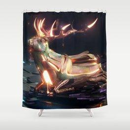 Vestige-4-24x36 Shower Curtain
