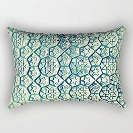 starry safari Rectangular Pillow