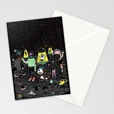 buenos deseos Stationery Cards