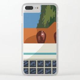 El Rey Alt Clear iPhone Case