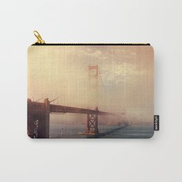 Golden Crossings Carry-All Pouch