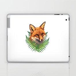 Fern Fox Laptop & iPad Skin