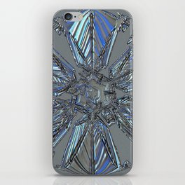 Ice Star Anytime iPhone Skin