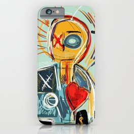 This is my thinking iPhone Case