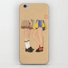 Gossip Girls iPhone Skin