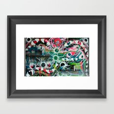 Faucet Of Visions Framed Art Print