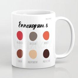 Enneagram 8 Coffee Mug