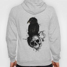Raven and Skull Hoody