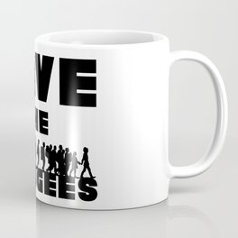 SAVE THE REFUGEES Coffee Mug