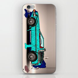 Back to the Future - Zombie edition iPhone Skin