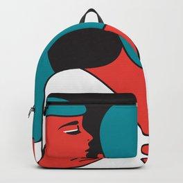 Gender PRIDE LGBT LGBTIQ QUEER FEMINIST FEMINISM ACTIVISM ACTIVIST Hero Backpack