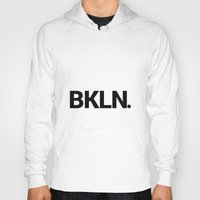 brooklyn Hoodies featuring Brooklyn by Action Zebra