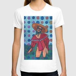 Sally at the Sea Shore T-shirt