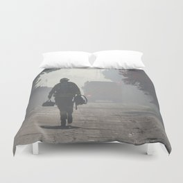 Duty Calls Duvet Cover
