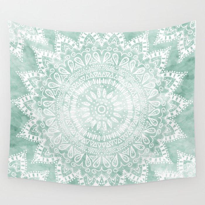 Mandala Tapestries Wall Hangings Bohemian