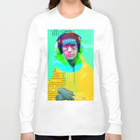 beastie boys Long Sleeve T-shirts featuring Gioconda Music Project · Beastie Boys · Mike D. by Marko Köppe