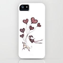 Spreading Love pt.2 iPhone Case