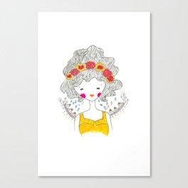 Elizabeth Canvas Print