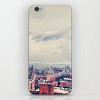 baltimore iPhone & iPod Skins featuring Baltimore by Matt Bokan