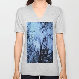 Outside Looking In Unisex V-Neck