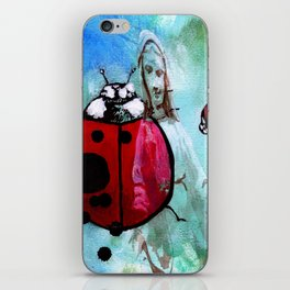 The Bug of Our Lady iPhone Skin