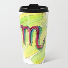 Scorpio Flow Metal Travel Mug