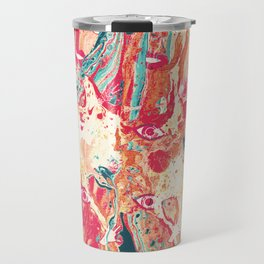 Senses pouring III Travel Mug