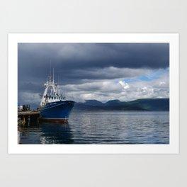 Bonne Bay, Newfoundland Art Print
