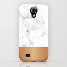 Copper & marble Slim Case Galaxy S4