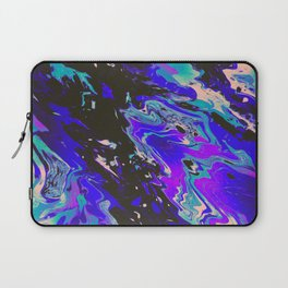 SAVE YOURSELF Laptop Sleeve