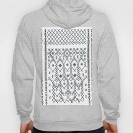boucherouite - vintage Moroccan pattern Hoody
