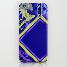 """""""Glitch"""" series #1 iPhone Case"""
