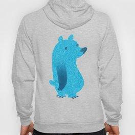 Blue Bear Hoody