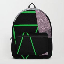 Concrete Cuboid Backpack