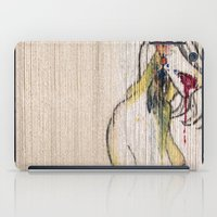 ruby iPad Cases featuring Ruby by Hannah Melby