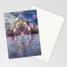 Mountain Eye Stationery Cards