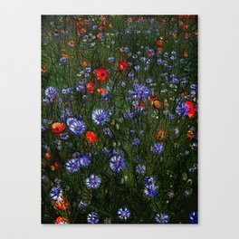 summer breeze Canvas Print