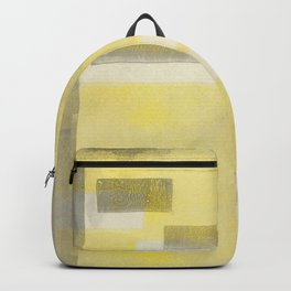 Stasis Gray & Gold 1 Backpack