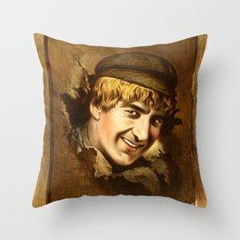 Fritz Emmet Throw Pillow
