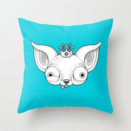 Royal Chi Throw Pillow