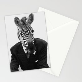 Mister Zebra Stationery Cards