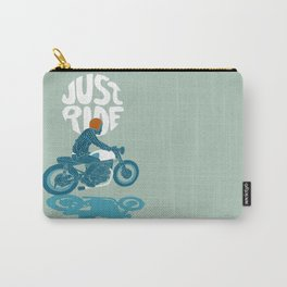 just ride Carry-All Pouch
