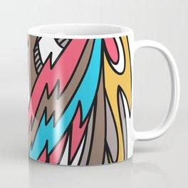 colorful owl Coffee Mug