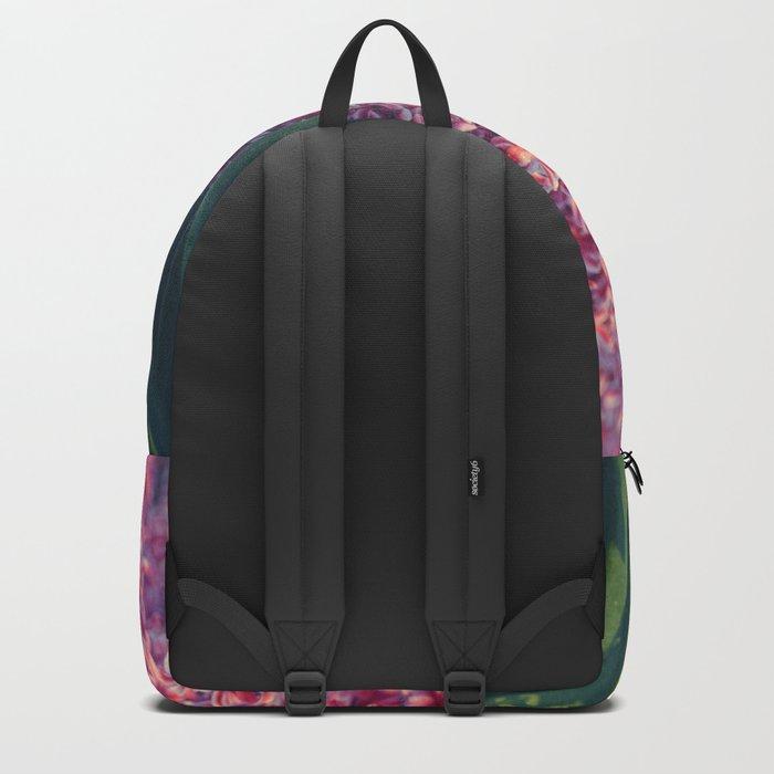 Hyacinth field #2 Backpack