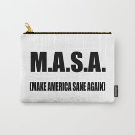 M.A.S.A Carry-All Pouch