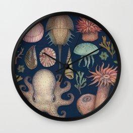 Aequoreus Vita Wall Clock