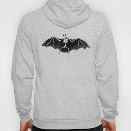 Skeletal Bat Hoody