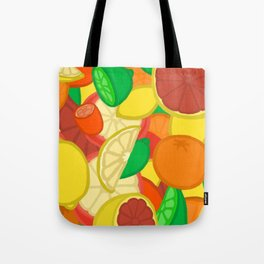 Cute Fruits! Tote Bag